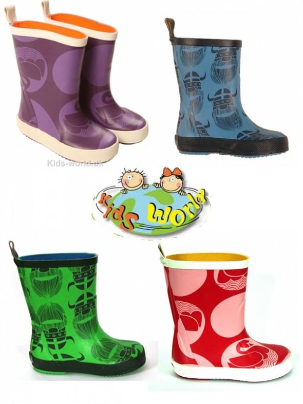 Ekstra Billige gummistøvler fra Danefæ med fri fragt WS62